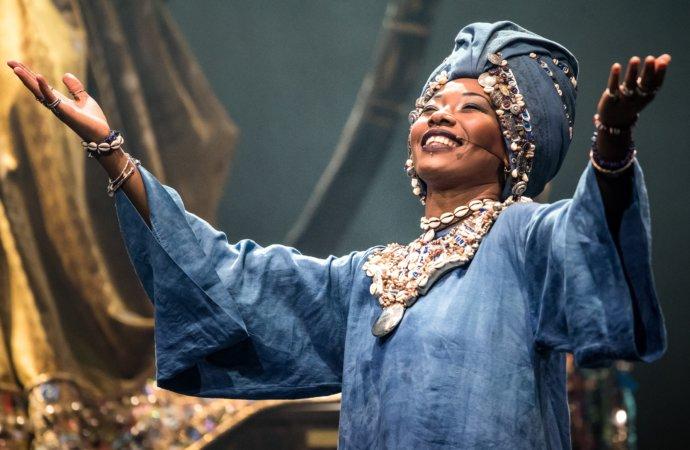 «Le vol du Boli»: l'opéra-spectacle qui chante 800 ans d'histoire africaine
