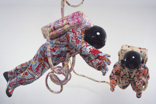 Yinka Shonibare 524x349 - «Oh ! AfricArt»: L'art contemporain africain envahit le petit écran