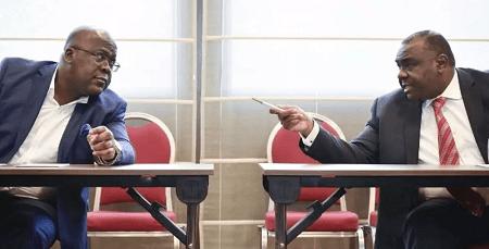 165rk7td8 - RDC: Tshisekedi rencontre Katumbi et Bemba au sujet de « l'Union sacrée »
