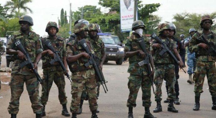 Ghana: l'armée intervient pour rétablir le calme avant la rentrée du nouveau parlement