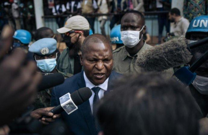 Centrafrique: Touadéra officiellement réélu mais participation à 35%