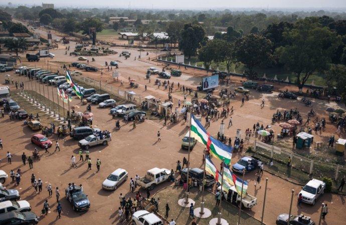 Centrafrique: des dizaines de milliers de déplacés par les violences électorales