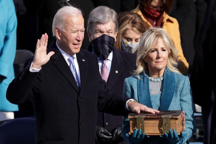 Etats UnisJoe Biden devient 46e president - Etats-Unis:Joe Biden devient 46e président