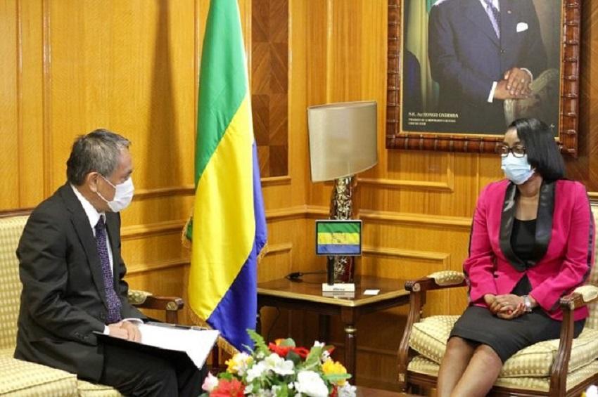 Gabon JaponOn renforce les liens - Gabon-Japon:On renforce les liens