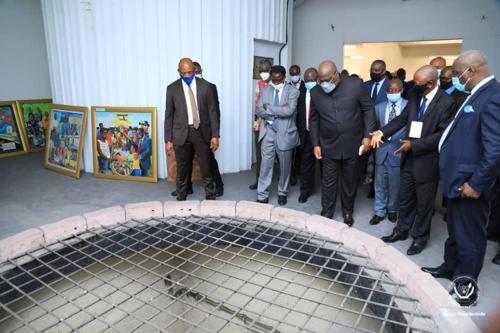 Le Potentiel : « 60 ans après sa mort, une sépulture de Lumumba sera érigée à la Place Échangeur à Kinshasa »