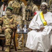 MALI - Mali : Manifestation contre l'armée française réprimée par la police