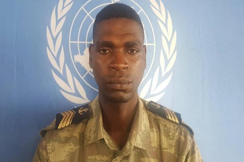 Maintien de la paix en CentrafriqueUn soldat gabonais tue - Maintien de la paix en Centrafrique:Un soldat gabonais tué