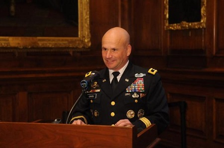 Christopher G. Cavoli - Les Etats-Unis revendiquent en Afrique, une coopération militaire meilleure que celle des Russes et des Chinois