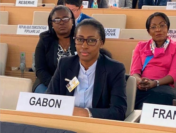 Conseil des droits de lHomme des Nations uniesLe Gabon entend - Conseil des droits de l'Homme des Nations unies:Le Gabon entend jouer sa partition à fond