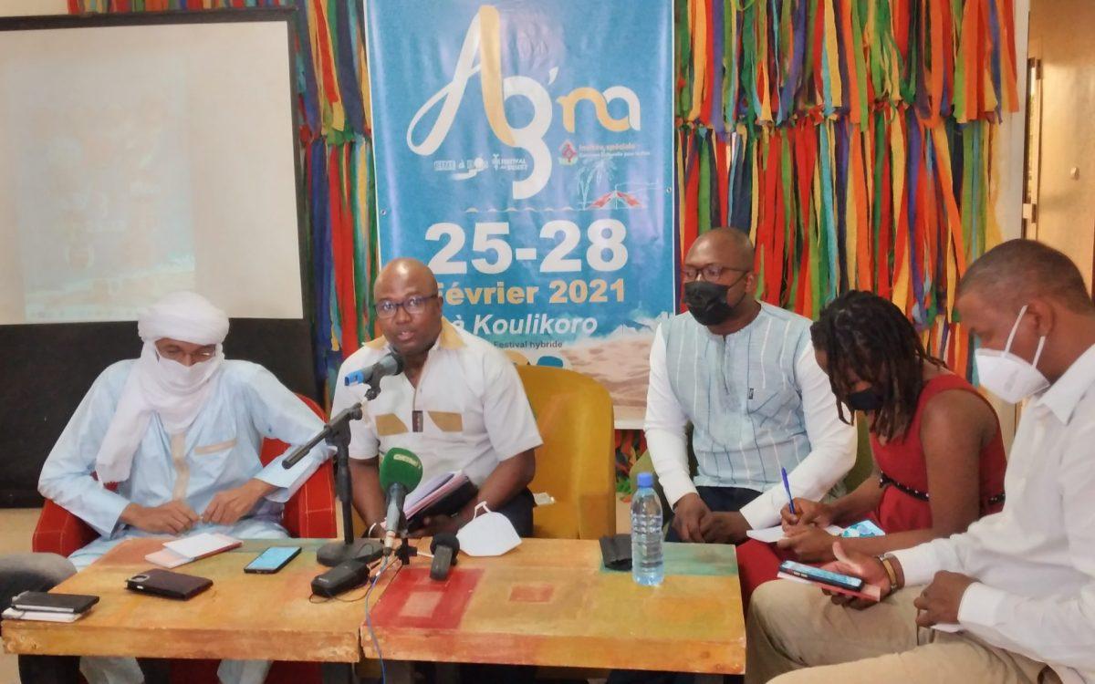 Culture La 2eme edition du Festival Agna aura lieu - Culture : La 2ème édition du Festival Ag'na aura lieu du 25 au 28 février 2021 à Koulikoro