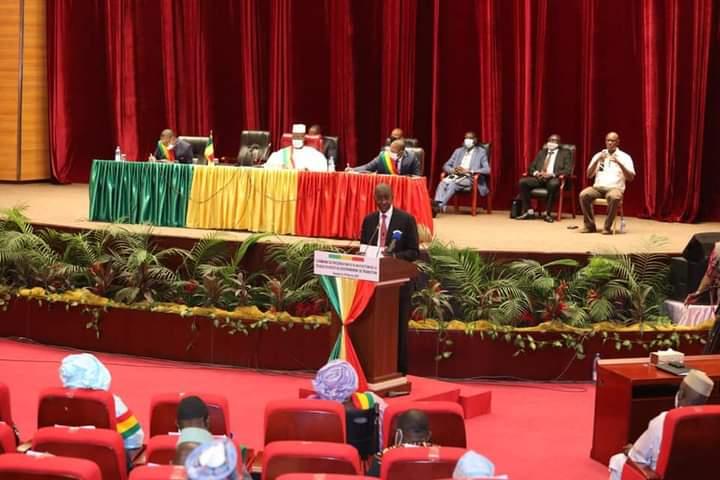 Devant le CNT Les precisions du Premier ministre sur les - Devant le CNT: Les précisions du Premier ministre sur les questions de Défense, Sécurité, Politique et Élections