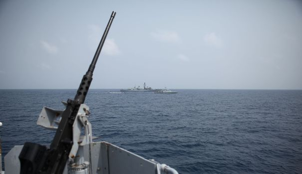 Encore deux navires détournés avec leur équipage dans le Golfe de Guinée