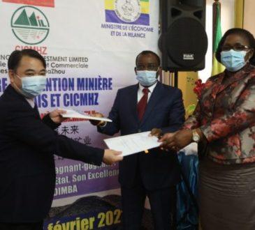 ManganeseLe gouvernement et CICMHZ revisent leur copie - Manganèse:Le gouvernement et CICMHZ révisent leur copie