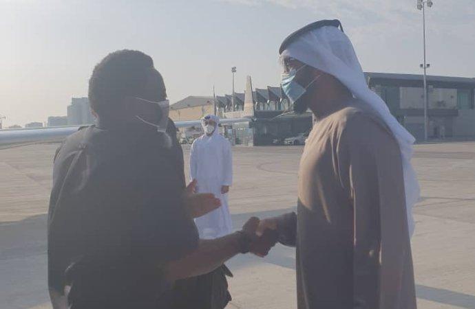 RDCongo: Kabila rentre à Lubumbashi après un séjour aux Emirats arabes unis (vidéo)