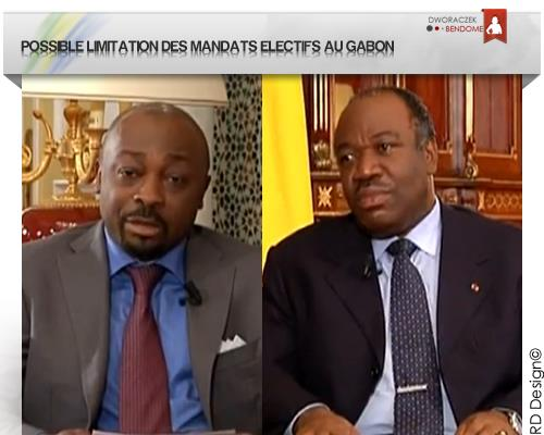 ARCHIVE : 2012, ALI BONGO FAVORABLE A UNE POSSIBLE LIMITATION DES MANDATS ELECTIFS AU GABON