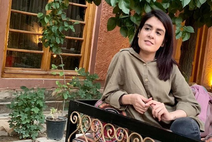 23 mars • Fatema Natasha Khalil Prix IWOC 2021 3 - U.S : Prix international du courage féminin  2021