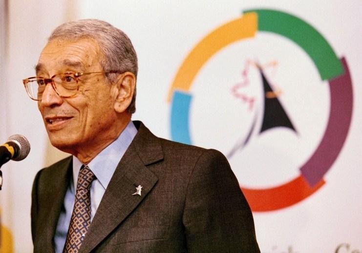 Boutros Boutros Ghali 1er septembre 1999 Canada sommet francophonie 0 1400 979 - La Journée internationale de la francophonie par la Fondation Kemet Boutros Ghali pour la paix et le savoir