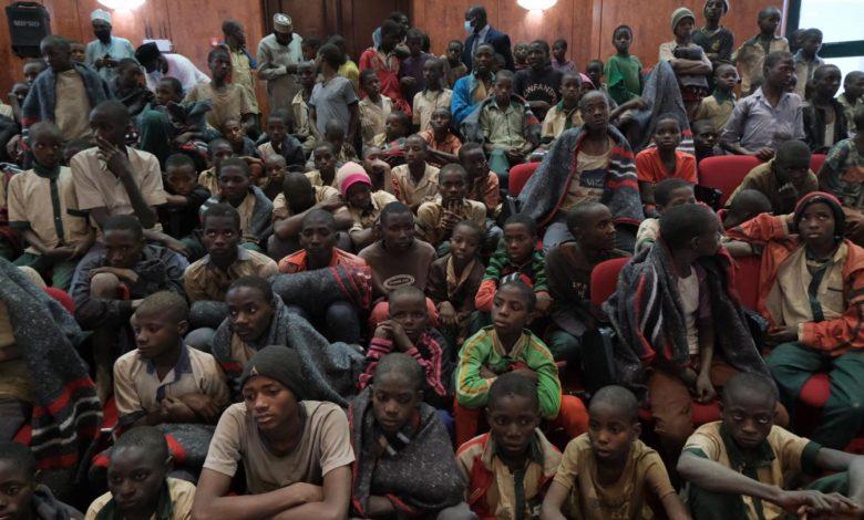 ENLEVEMENTS MASSIFS REGULIERS AU PAYS DE BUHARI Faut il desesperer - ENLEVEMENTS MASSIFS REGULIERS AU PAYS DE BUHARI : Faut-il désespérer du Nigeria ?