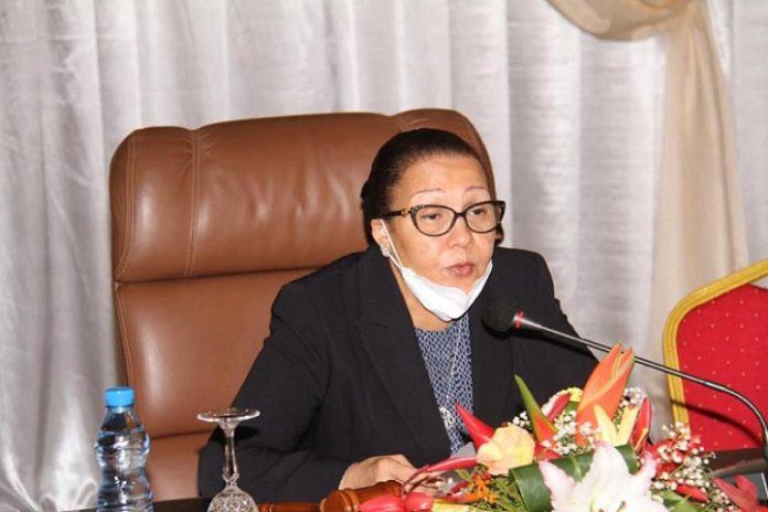 Gabon Election a la presidence du Senat ce lundi - [Gabon] Election à la présidence du Sénat ce lundi : qui pour succéder à Lucie Milebou Aubusson ?