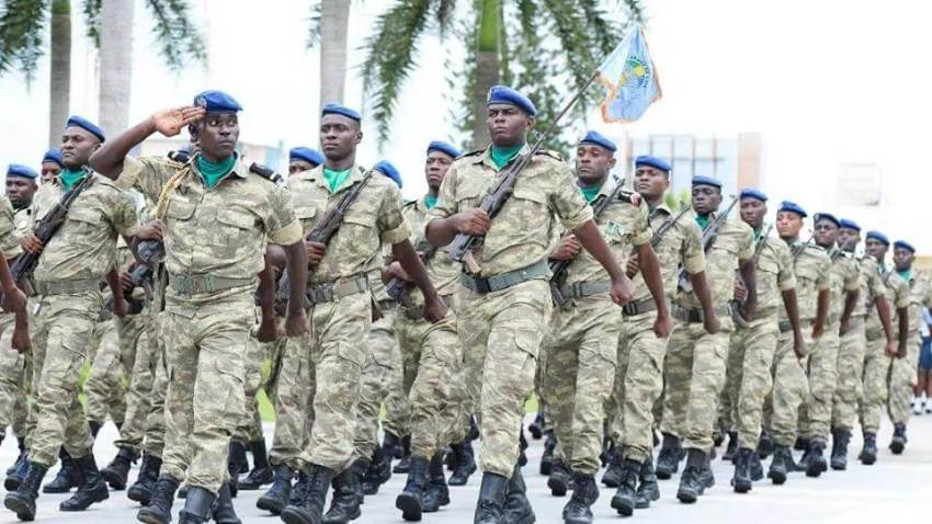 GabonOn remobilise les troupes - Gabon:On remobilise les troupes