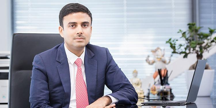 Gagan Gupta - Arise IS devient actionnaire d'Aera Group