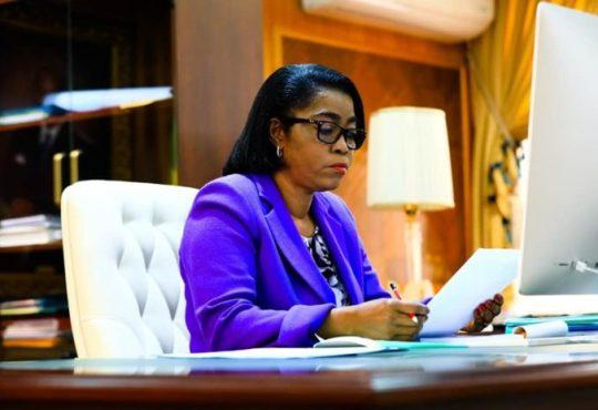 Le Gabon fait le choix de miser sur legalite - « Le Gabon fait le choix de miser sur l'égalité femmes-hommes pour renforcer son pacte social dans un contexte post-pandémique » (Rose Christiane Ossouka Raponda)