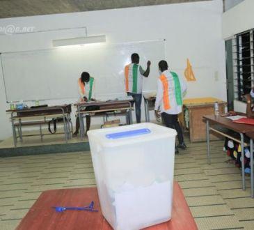 Legislatives 2021 fermeture des bureaux de vote et debut des - Législatives 2021: ferméture des bureaux de vote et début des dépouillements après une journée de scrutin