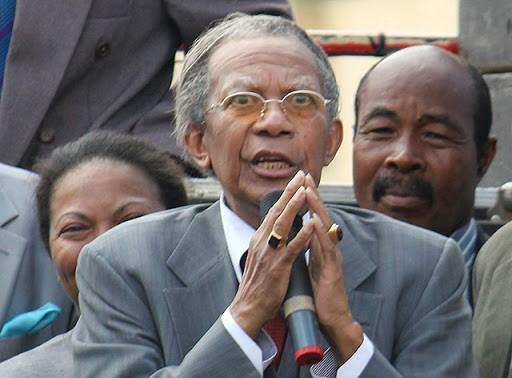 Madagascar: mort de l'ancien président Didier Ratsiraka, un temps exilé