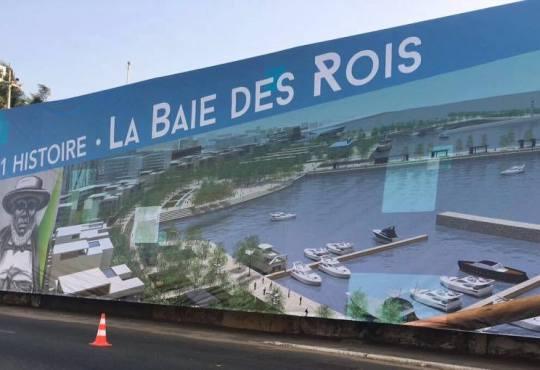 Marina 2 - «La Baie des Rois» va accueillir 3 immeubles et 1 centre commercial en 2025
