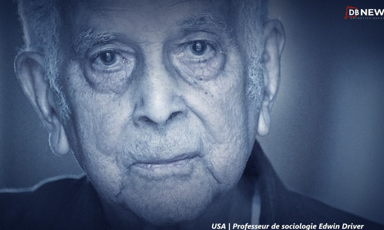 RACISME 1615371845 - USA : le traumatisme de l'ancien Professeur de sociologie, Edwin Driver, victime du racisme envers les Noirs