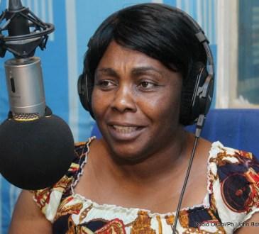 RDC : Julienne Lusenge recevra le Prix International Women of Courage du Département d'État des États-Unis