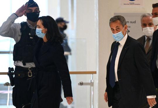 SARKOZY - CONDAMNATION DE L'EX-PRESIDENT FRANÇAIS