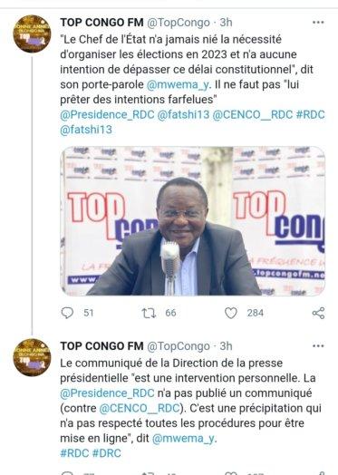 WhatsApp Image 2021 03 03 at 12.45.00 373x524 - RDCongo: Il y a de l'eau dans le gaz  entre l'Eglise et la Présidence