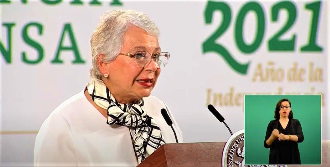 03 Forum Generation Egalite 2021 29 – 31 mars Olga Sanchez Cordero - Forum Génération Égalité (2021), Mexico 29 – 31 mars