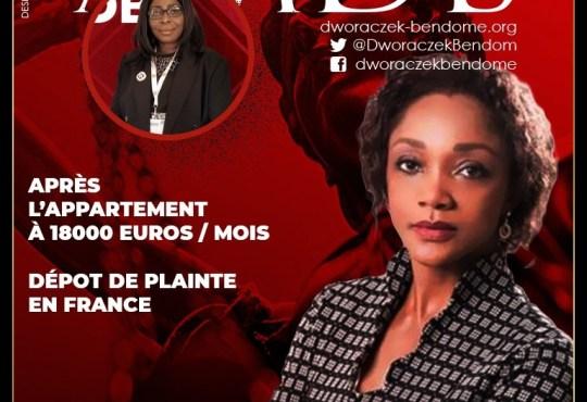 15 avril 2021 Liliane Massalajpeg - AFFAIRE MASSALA/MOULENDA  : Qui paie les frais d'avocat de l'ambassadrice du Gabon?
