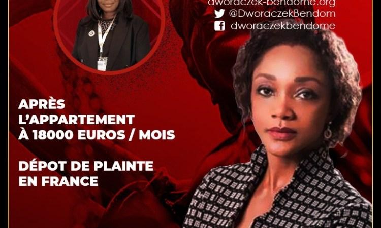 AFFAIRE MASSALA/MOULENDA  : Qui paie les frais d'avocat de l'ambassadrice du Gabon?