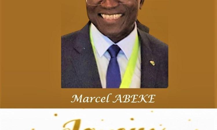 26 AVRIL 2021 FINAL jOYEUX ANNIVERSAIRE - Marcel ABEKE : Joyeux anniversaire !