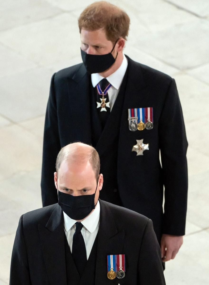 3bisFunrailles2Bis  - Les funérailles du prince Philip, époux de la reine Elizabeth II d'Angleterre en quelques images
