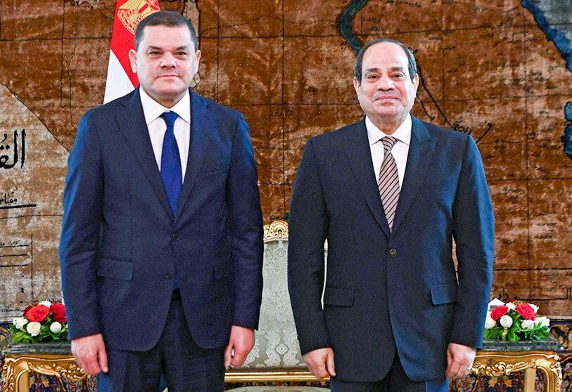 Le Premier ministre égyptien a apporté son soutien au nouveau pouvoir libyen