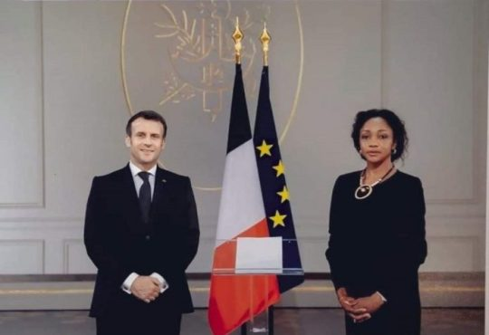Diplomatie Pour Emmanuel Macron lappui du Gabon sur certains - Diplomatie : Pour Emmanuel Macron, l'appui du Gabon sur certains dossiers est « indispensable »