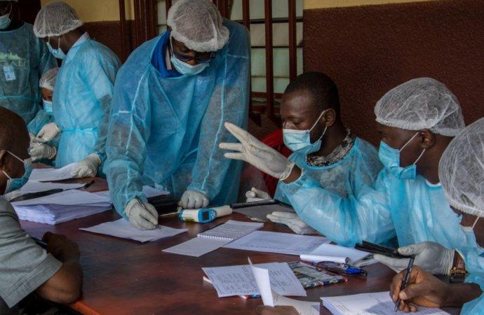 Ebola: un nouveau cas d'Ebola en Guinée fait craindre une reprise de l'épidémie
