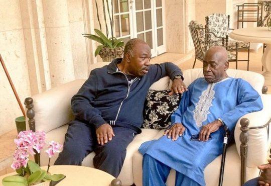 Gabon Deces de Papa Andjoua loncle du - Gabon : Décès de « Papa Andjoua », l'oncle du président Ali Bongo Ondimba