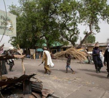 Nigeria: exode massif après cinq jours d'attaques djihadistes dans le nord-est