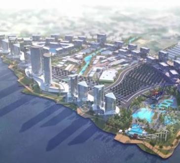 RDC: la cité du Fleuve, le rêve immobilier d'une élite qui prend l'eau à Kinshasa