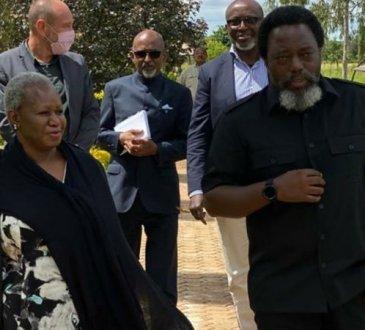 RDC: l'émissaire de l'ONU rencontre l'ex-président Kabila