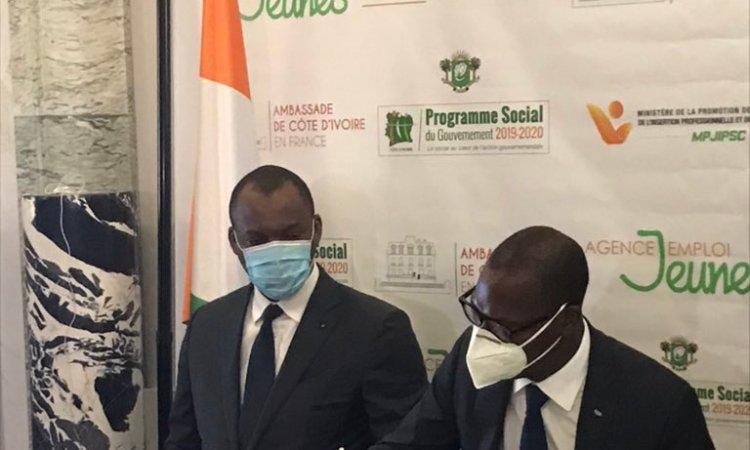 Signature d'un partenariat entre Pass Africa et la Côte d'Ivoire pour le développement des entreprises