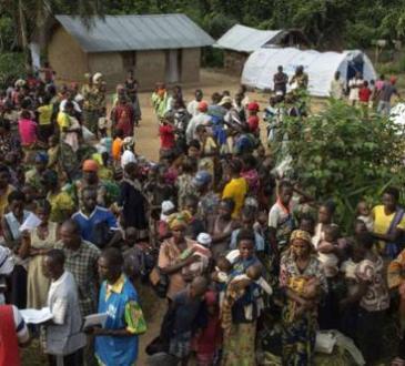 Bas-Uélé : les réfugiés centrafricains basés à Ango demandent leur rapatriement