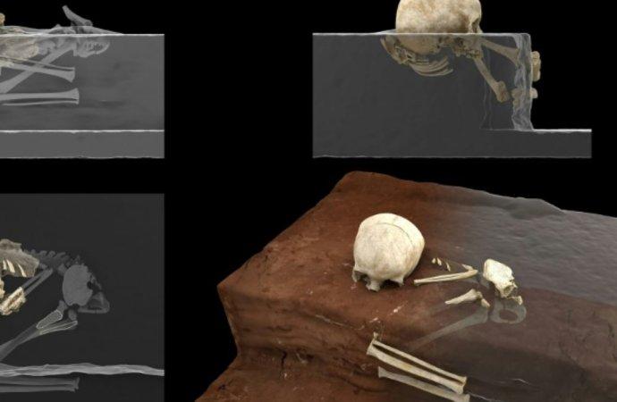 Ci-gît l'enfant Mtoto: la plus ancienne sépulture d'Afrique dévoile ses secrets