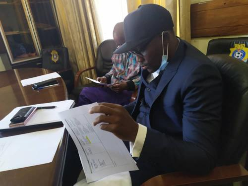FECOFA : Shabani Nonda et Santos Muntubile nommés conseillers