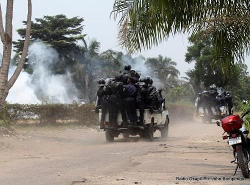 Kalemie : la Police réprime les manifestations pro et anti Zoé Kabila